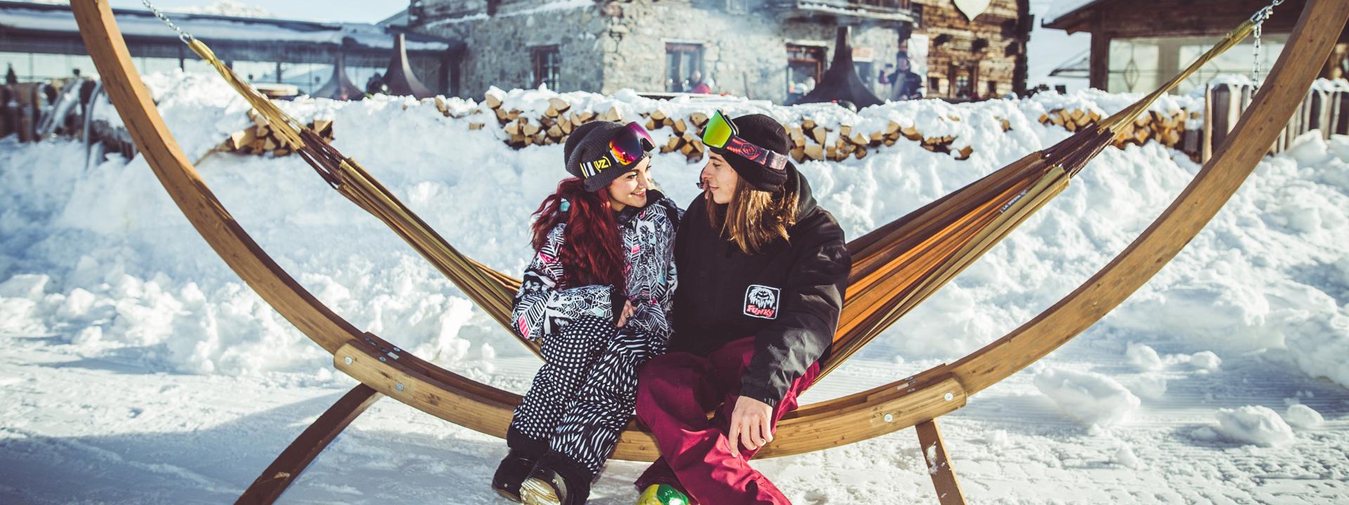 Esperienze indimenticabili nella ski area Mottolino a Livigno