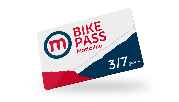 Bikepass Bikepark Mottolino 3 su 7 giorni