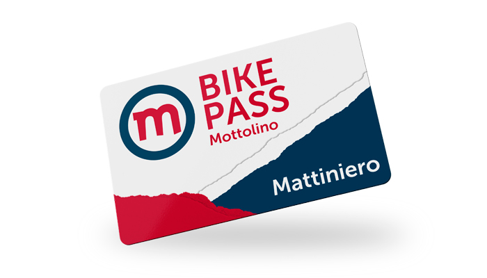 Bikepass Bikepark Mottolino Mattiniero