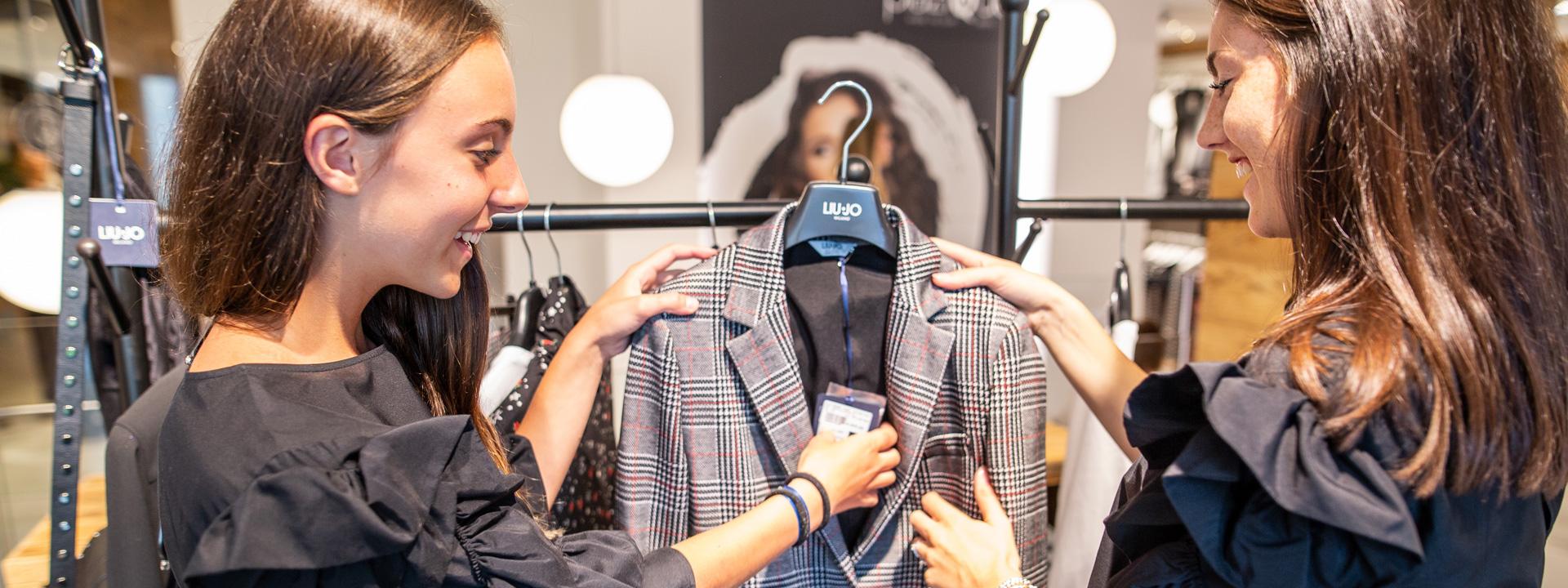 Lo shopping a Livigno nei negozi convenzionati con la Mottolino App