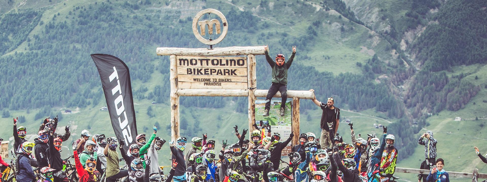 ingresso Mottolino Bikepark Livigno