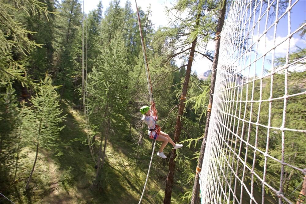 Liana adventure park