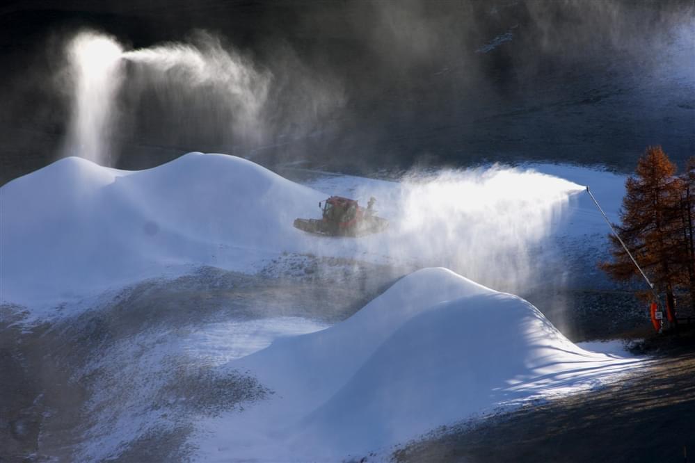 Winter season 2014/2015 Livigno