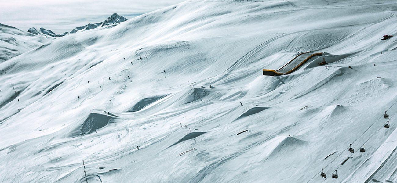 Aggiornamenti Snowpark Mottolino Livigno 2020 middle