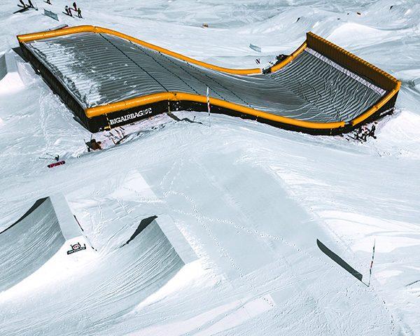 Aggiornamenti Snowpark Mottolino Livigno 2020 top