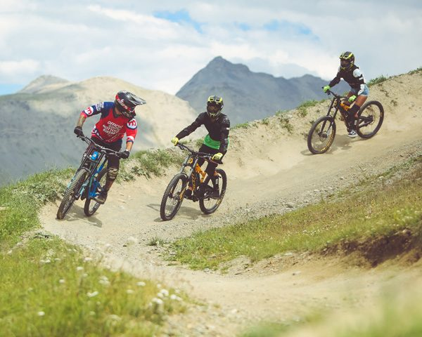 Scuola Downhill Mottolino Bikepark Livigno