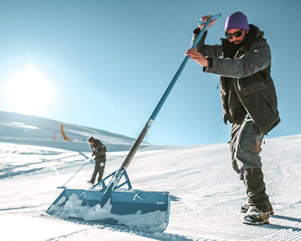 Manutenzione Snowpark Top