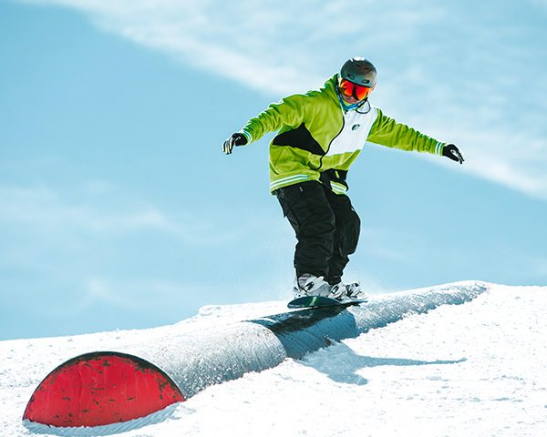 Snowpark Riders Esperti Top